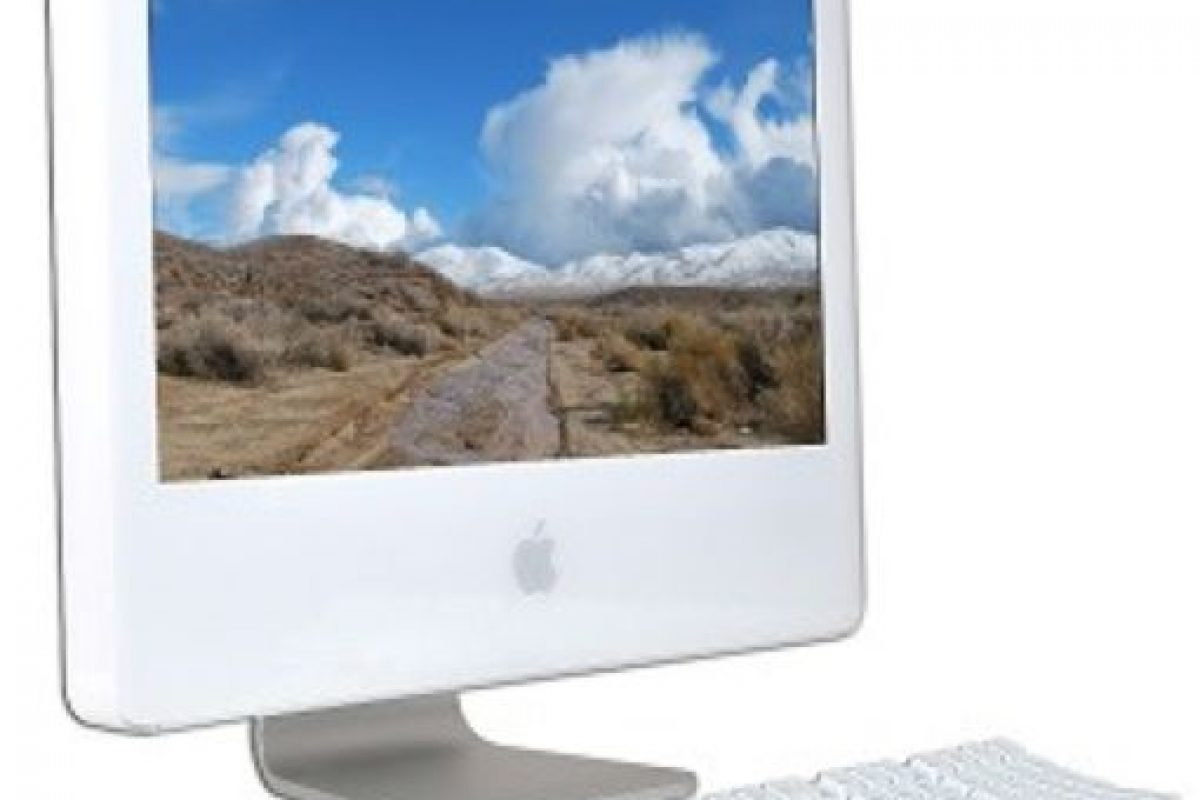 iMac Core 2 Duo/Quad core (2006). Con procesador Intel Core 2 Duo de 64 bits y doble núcleo con velocidad desde 1.83GHz. Foto:Apple. Imagen Por: