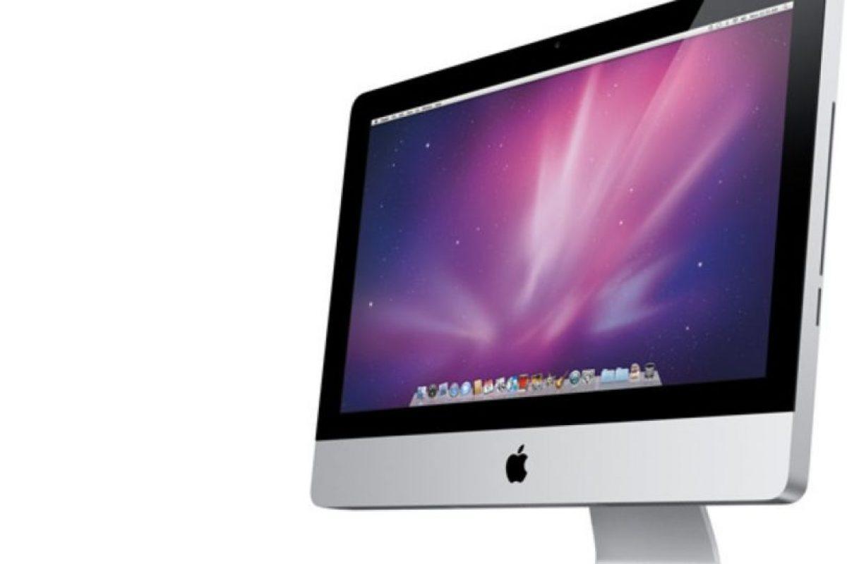 iMac Core iX (2009). El procesador puede ser Intel Core 2 Duo a 3,06 GHz o Intel Core i5/i7 a 2,66 ó 2,8 GHz. Foto:Apple. Imagen Por: