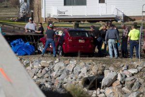 Su madre, Lynn Groesbeck, perdió la vida la noche del viernes Foto:AP. Imagen Por:
