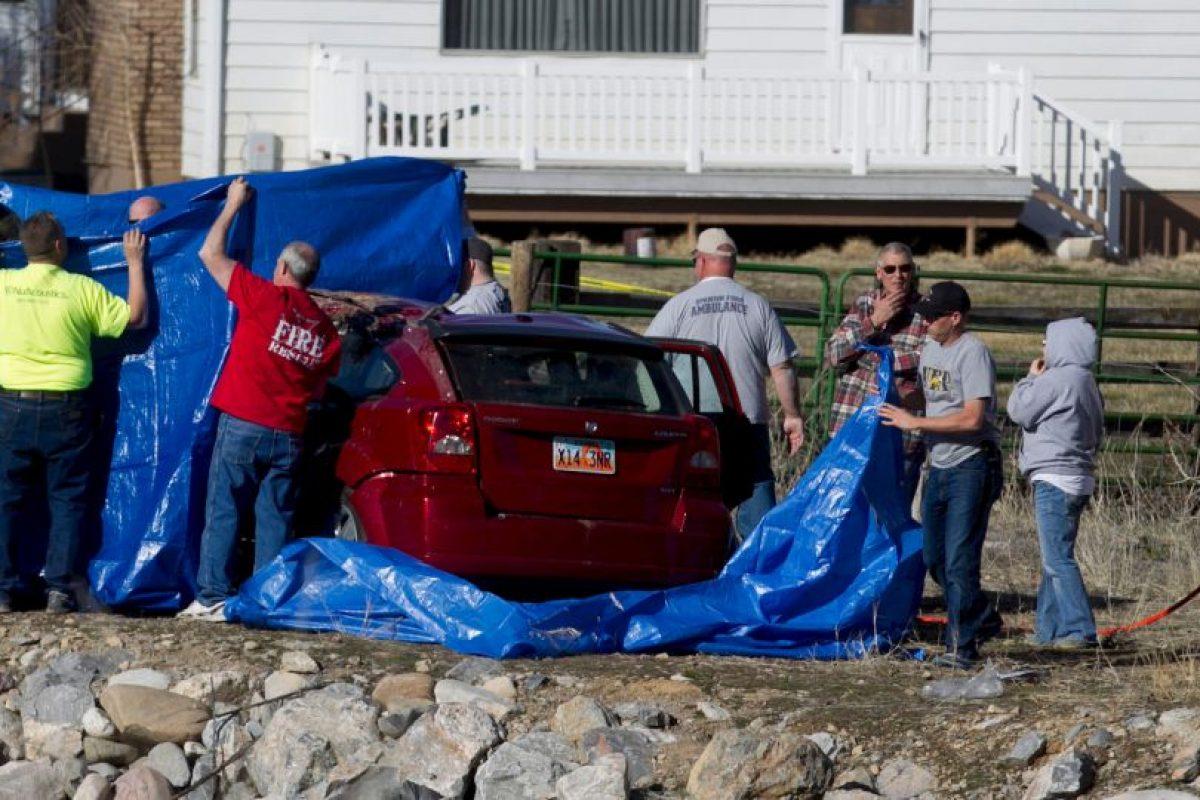 Autoridades aseguran haber escuchado a una mujer pedir auxilio Foto:AP. Imagen Por: