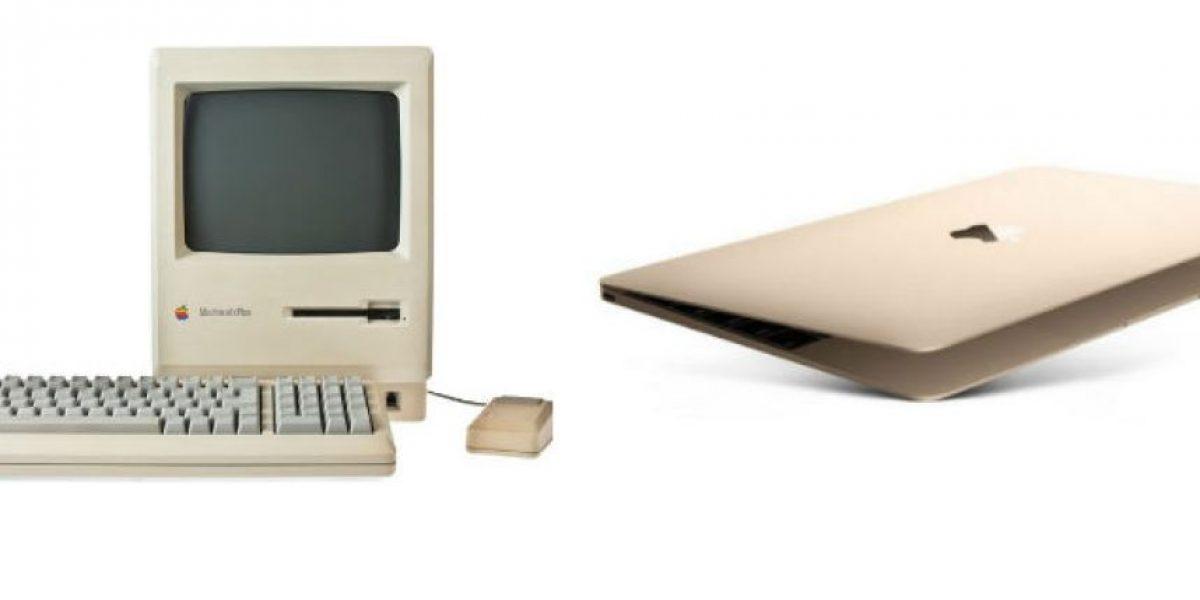 FOTOS: Así han evolucionado las Mac de Apple a través de los años