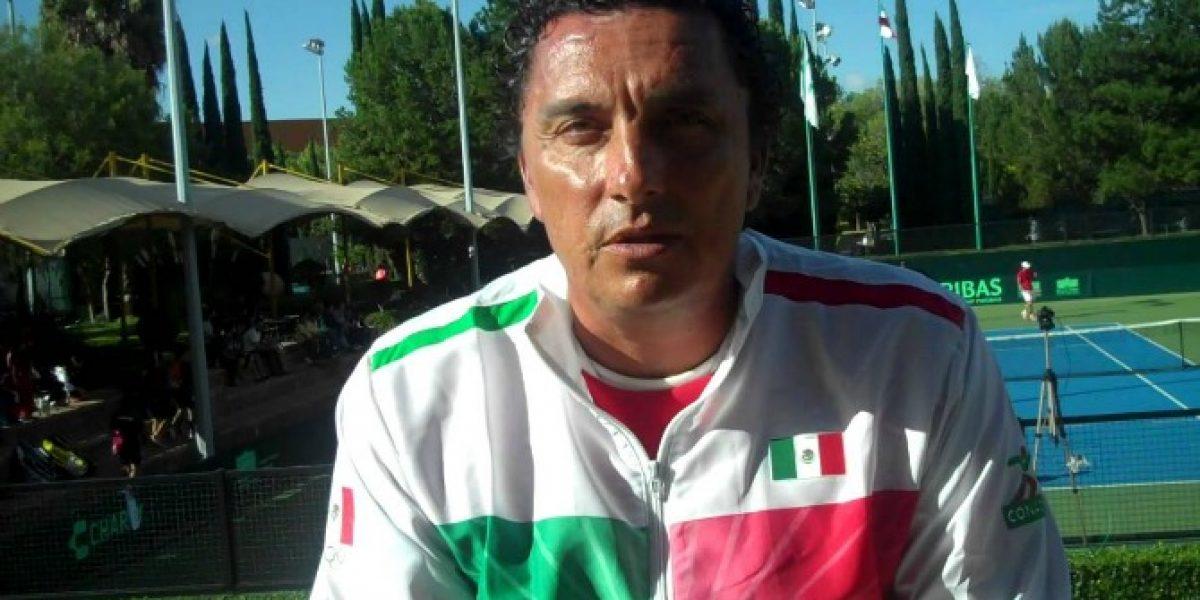 Capitán de México de Copa Davis: