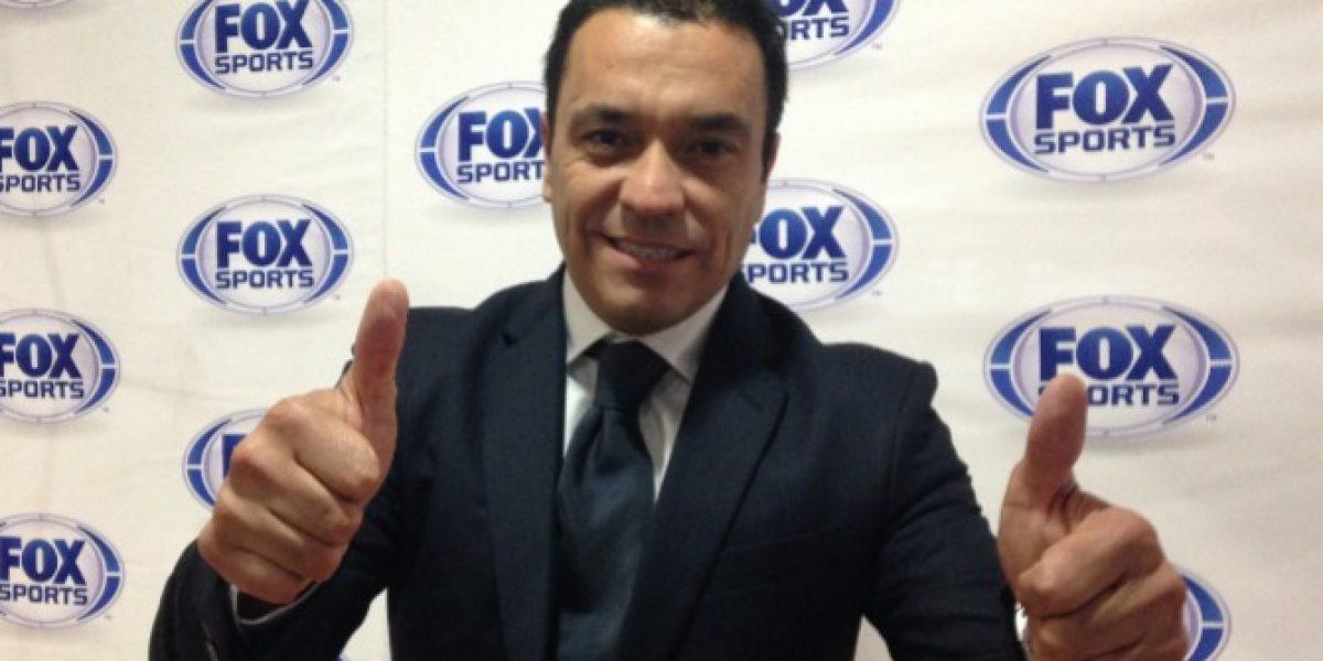 Claudio Palma estrenará nuevo programa en Fox Sports