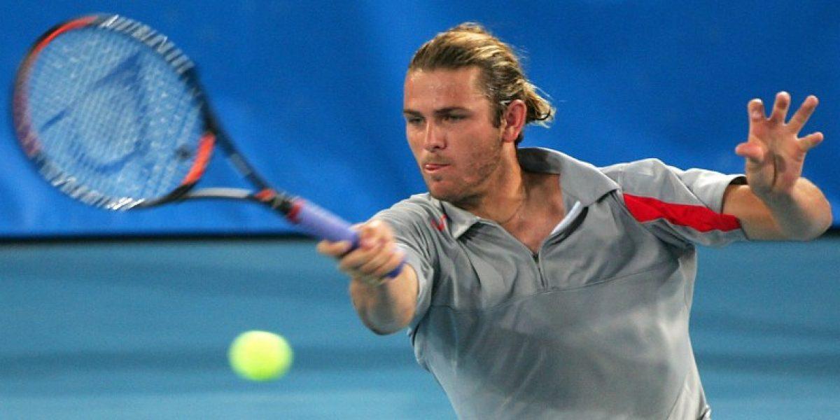 Rival olímpico de Massú vuelve al tenis en Indian Wells