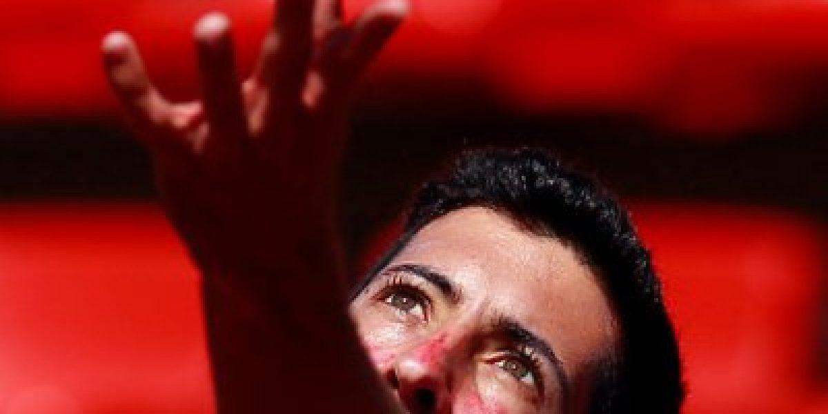 Hans Podlipnik fue vapuleado en la primera ronda del Challenger de Santiago