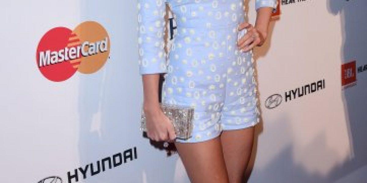 ¿Cuánto valen las piernas de Taylor Swift? La cantante las aseguró