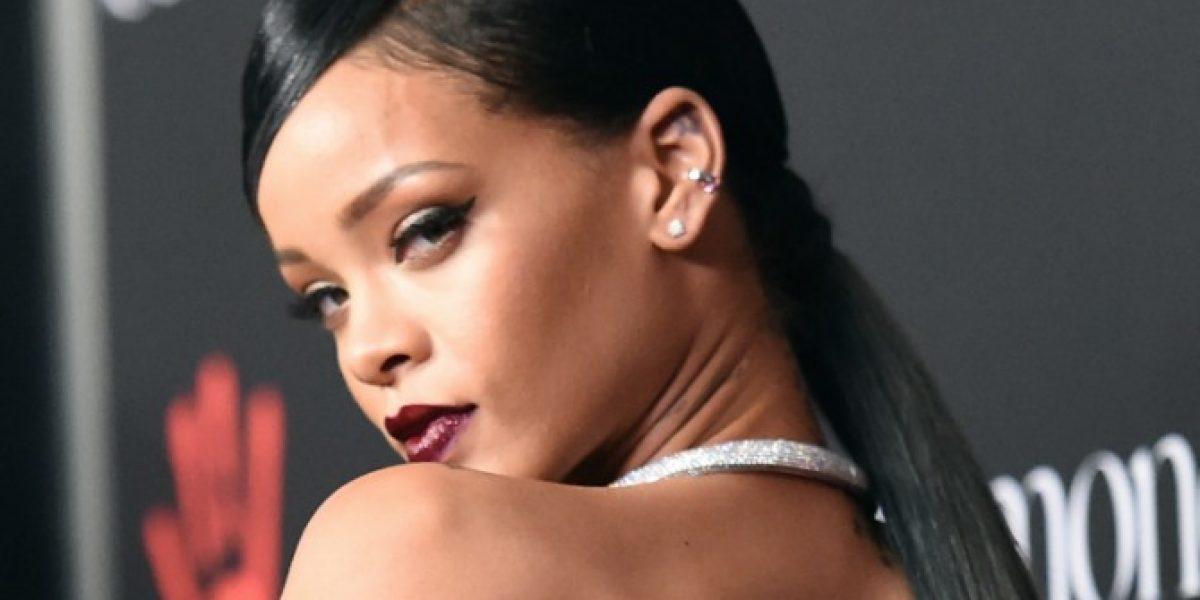 Rihanna provoca feroz pelea entre modelos top en exclusiva fiesta Paris