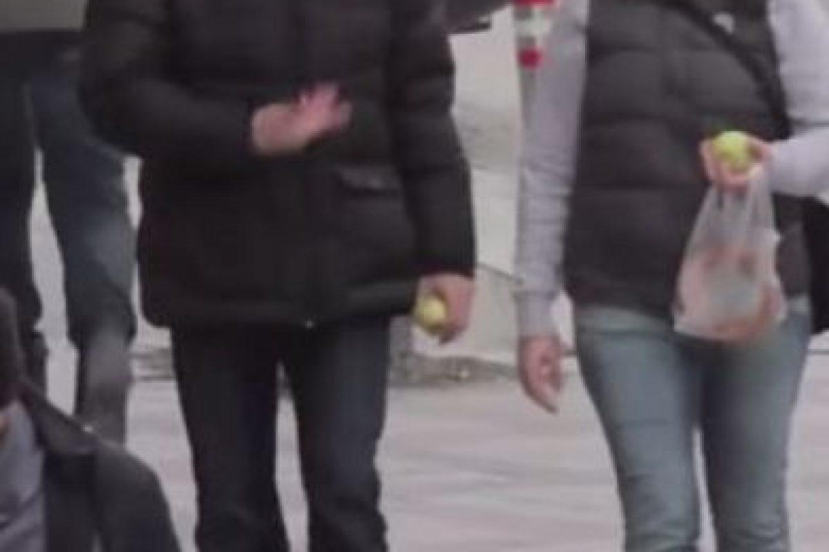 Se sintió todavía más raro. Foto:Samsung/Youtube. Imagen Por: