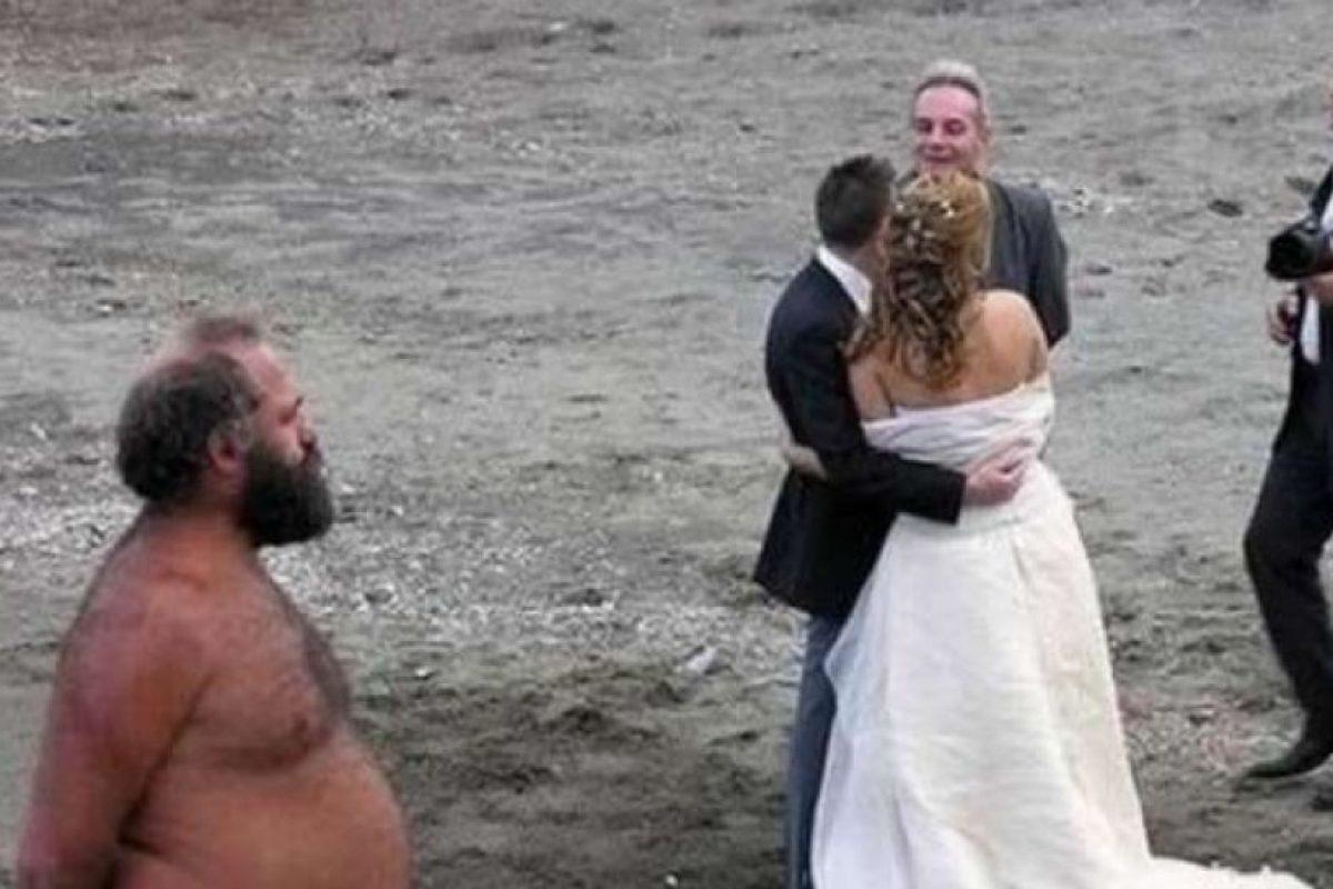 WTF! Foto:Photobomb. Imagen Por: