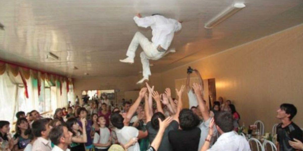 FOTOS: 36 imágenes de lo que NO debería suceder en tu boda