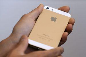 Dorado es el color más reciente en el iPhone Foto:Getty. Imagen Por: