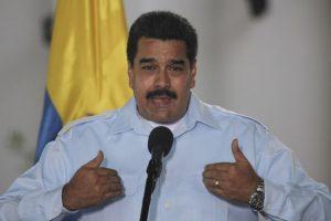 """5. """"Son ustedes los que crearon a Osama Bin Laden, los responsables de invadir Libia, de crear al Estado Islámico (EI), se ha equivocado presidente Obama, ya usted ha decidido el camino de hundirse en el foso de la historia (…) nefasto para América Latina y el Caribe"""", agregó el mandatario venezolano. Foto:Getty. Imagen Por:"""