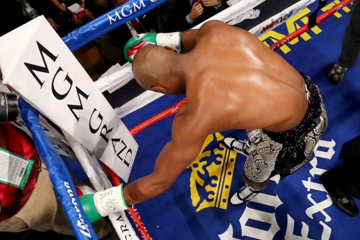 Floyd es considerado el mejor peleador de la actualidad Foto:Getty Images. Imagen Por: