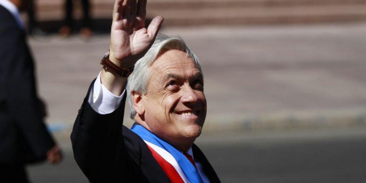 Ex presidente Piñera envía carta a colaboradores de su gobierno