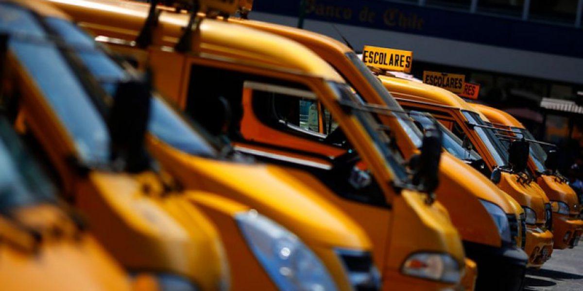 Ministerio de Transportes destina $2.000 millones para servicios de transporte escolar en la RM