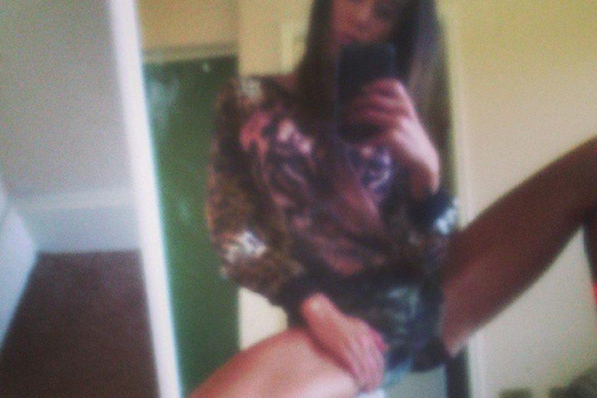 La modelo aseguró que los amigos del delantero chilenoamigos del chileno grabaron a la pareja mientras tenían relaciones sexuales Foto:Instagram: @valeroth22. Imagen Por: