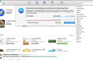En redes sociales señalan que no pueden loguearse con su cuenta de correo electrónico. Foto:Apple. Imagen Por: