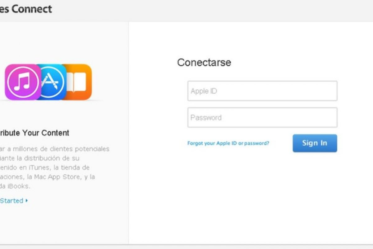 iCloud de igual forma ha sufrido problemas. Foto:Apple. Imagen Por: