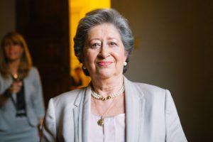 Olga Feliú Abogada, graduada de la Universidad de Chile. Presidenta del Colegio de Abogados de Chile desde el año 2011. Foto:Reproducción / Gob.cl. Imagen Por: