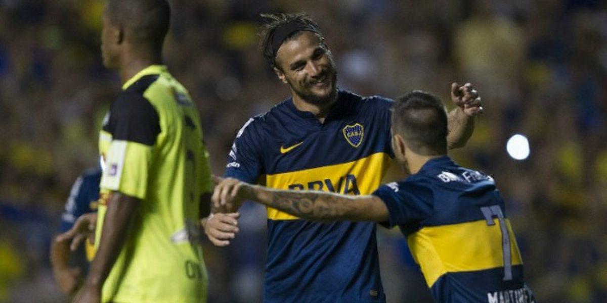 Boca aplastó a Zamora y sigue con rendmiento perfecto en la Libertadores