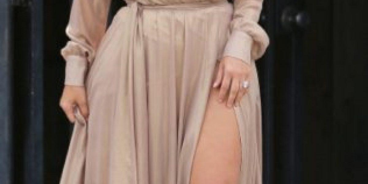 FOTOS: ¡Elegante! 20 vestidos que Kim Kardashian sí supo lucir increíblemente bien