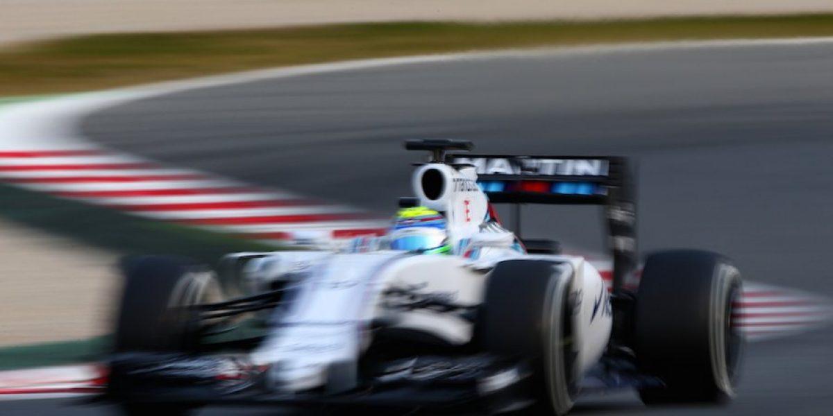 INFOGRAFÍA: El brasileño Felipe Massa comandará a Williams en la F1