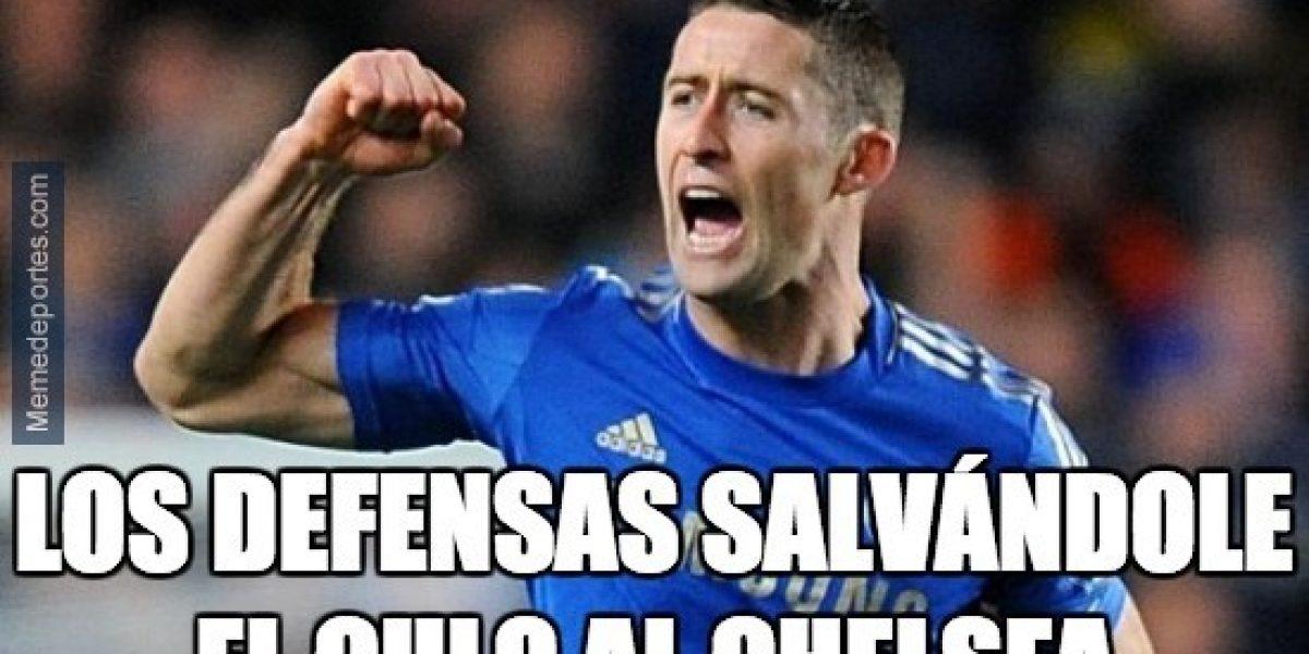 Se mofan de la eliminación del Chelsea y Mourinho en la Chamions