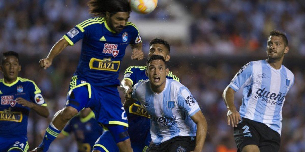 Sporting Cristal firma en Argentina una de las mayores sorpresas de la Copa