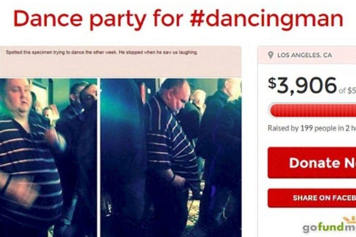 Le hicieron una iniciativa fundraising para pagarle el boleto hasta LA Foto:Twitter. Imagen Por:
