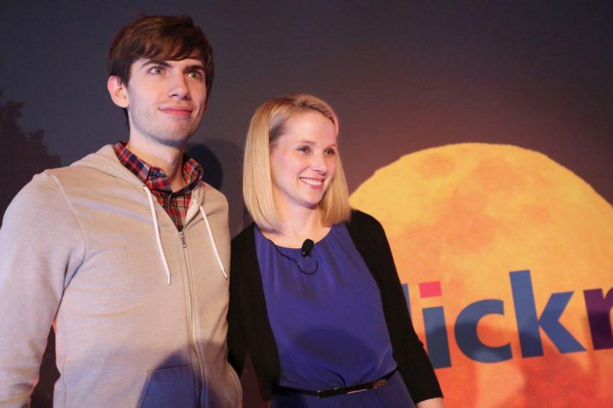 """Flick y Tumblr son dos """"recientes"""" redes que han decidido unir esfuerzos para crecer. Foto:Getty Images. Imagen Por:"""