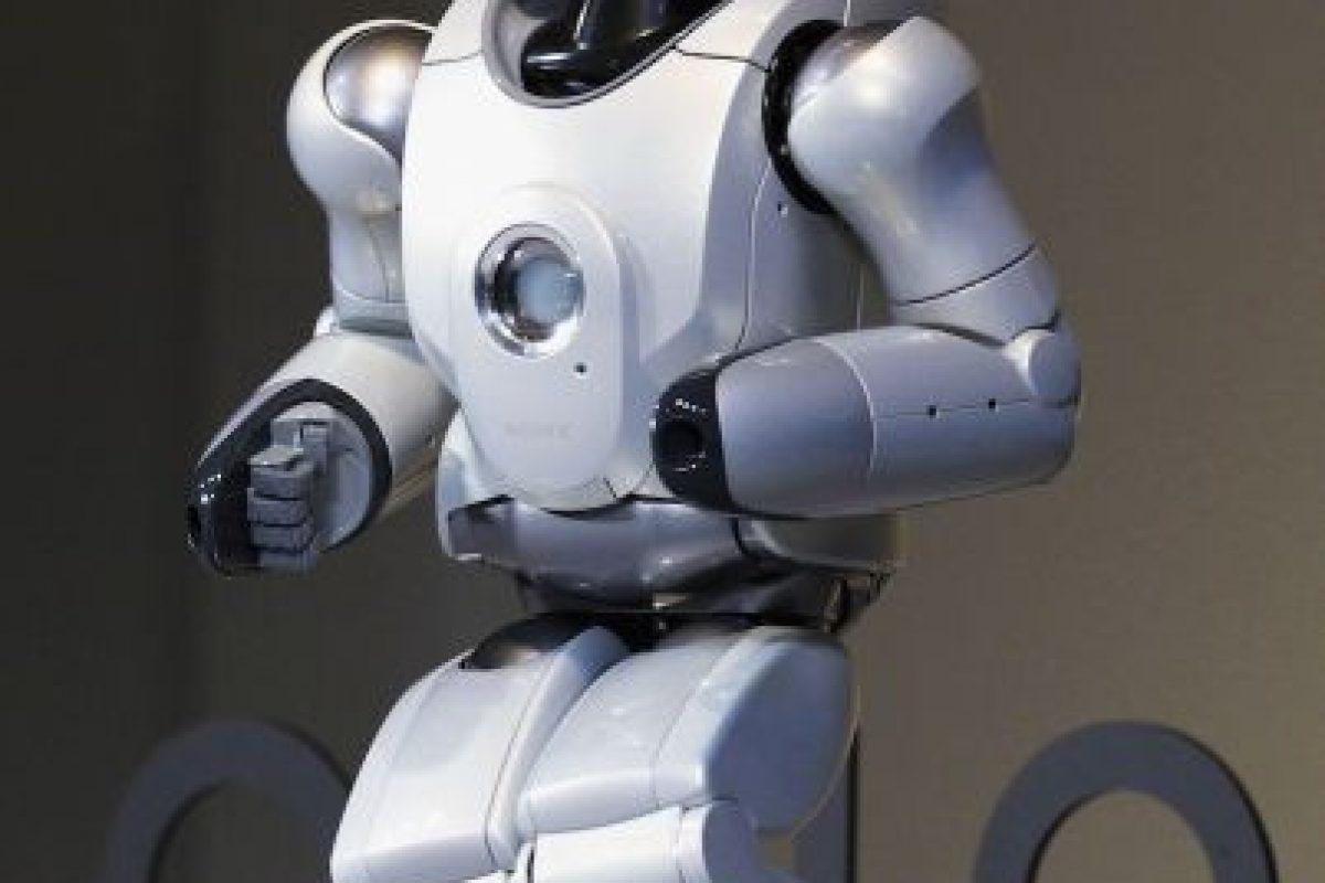 QRIO, el robot que baila. Foto:Getty Images. Imagen Por: