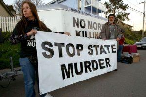 6. Al final de 2013 había al menos 23.392 personas condenadas a muerte. Foto:Getty. Imagen Por: