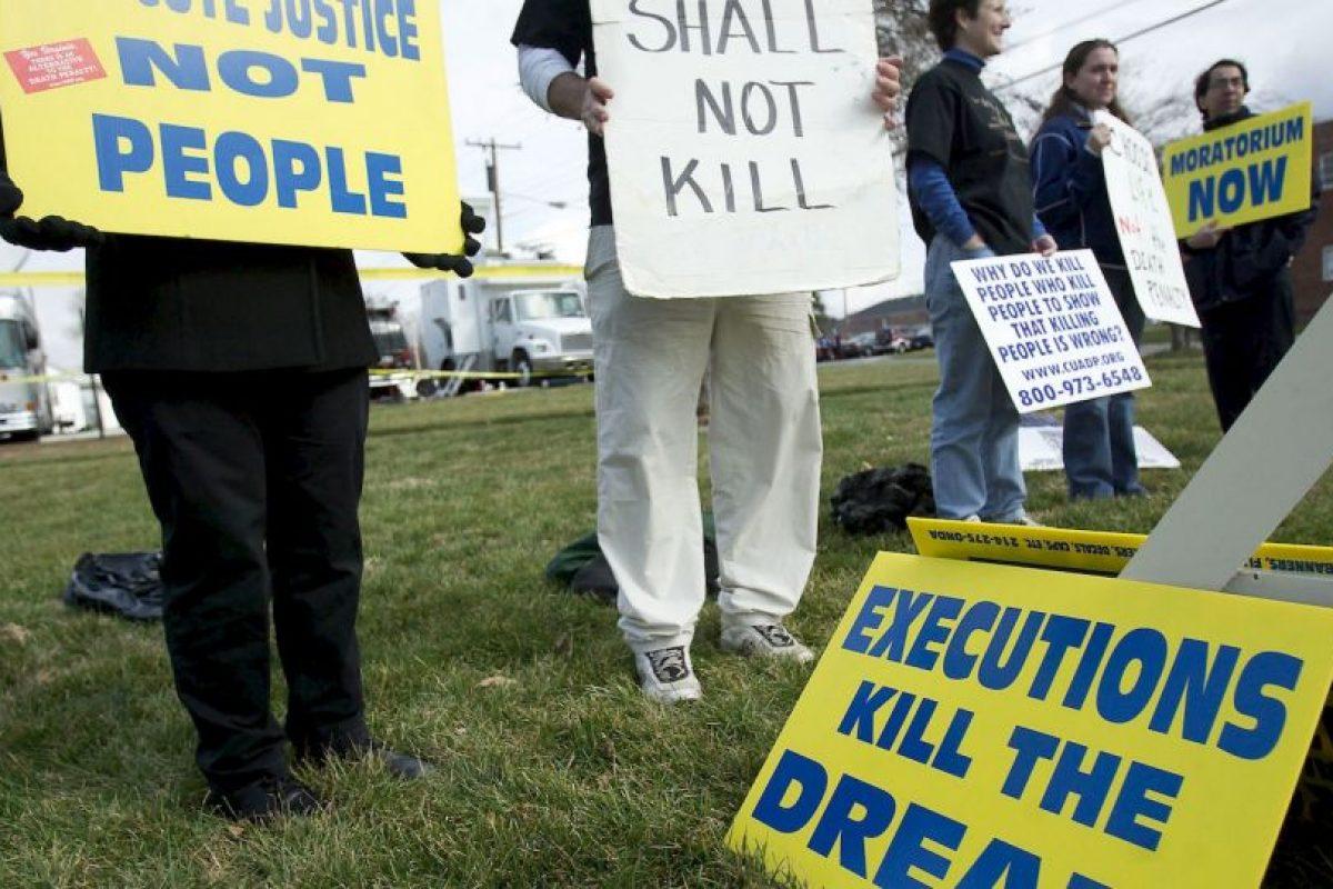5. En 2013 se registraron al menos 1.925 condenas de muerte en 57 países. Foto:Getty. Imagen Por: