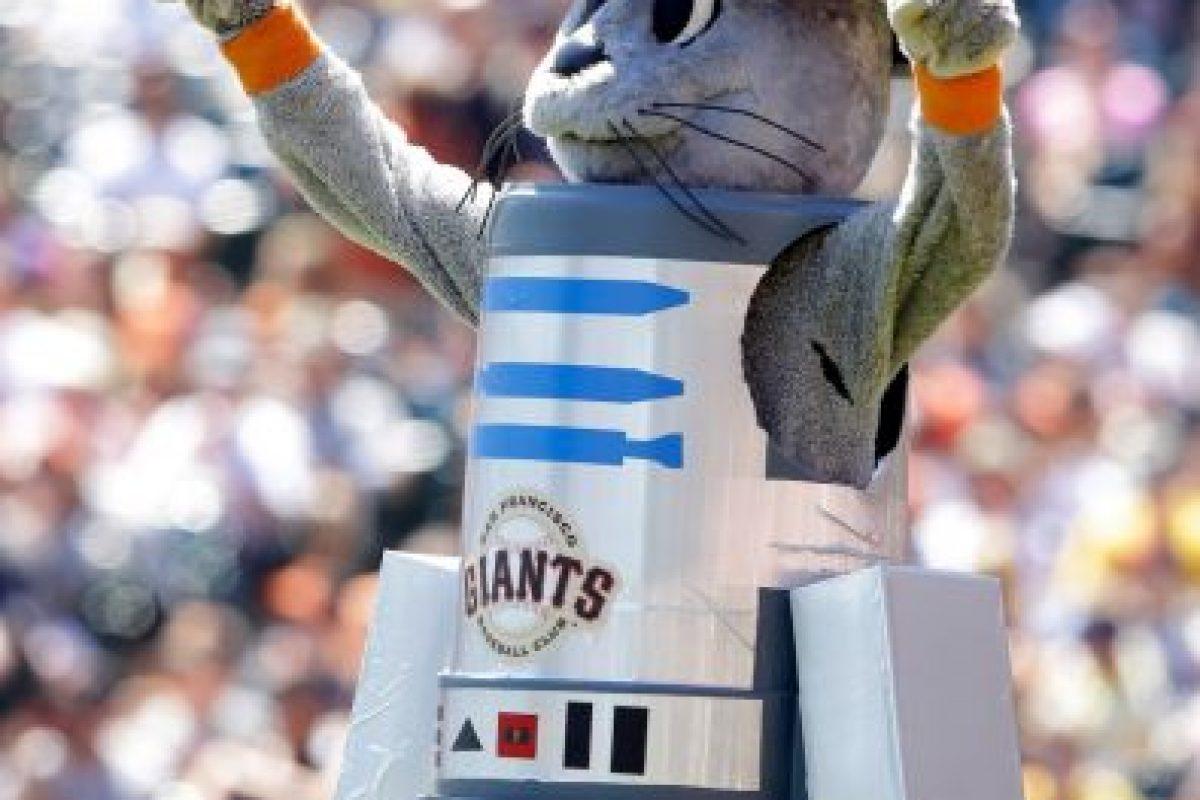 Mascotas de equipos deportivos Foto:Getty Images. Imagen Por: