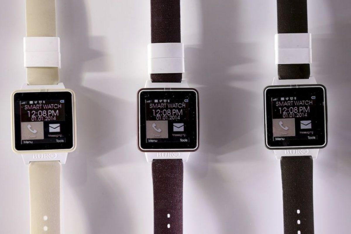 Existe una gran variedad de smartwatches en el mercado actualmente. Foto:Getty Images. Imagen Por: