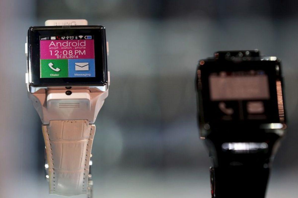 Android no podía quedarse atrás y ya tienen prototipos de relojes inteligentes. Foto:Getty Images. Imagen Por: