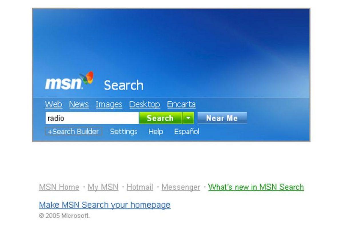 MSN junto con Hotmail fueron los primeros servicios que el internet ofreció a los usuarios. Foto:Getty Images. Imagen Por: