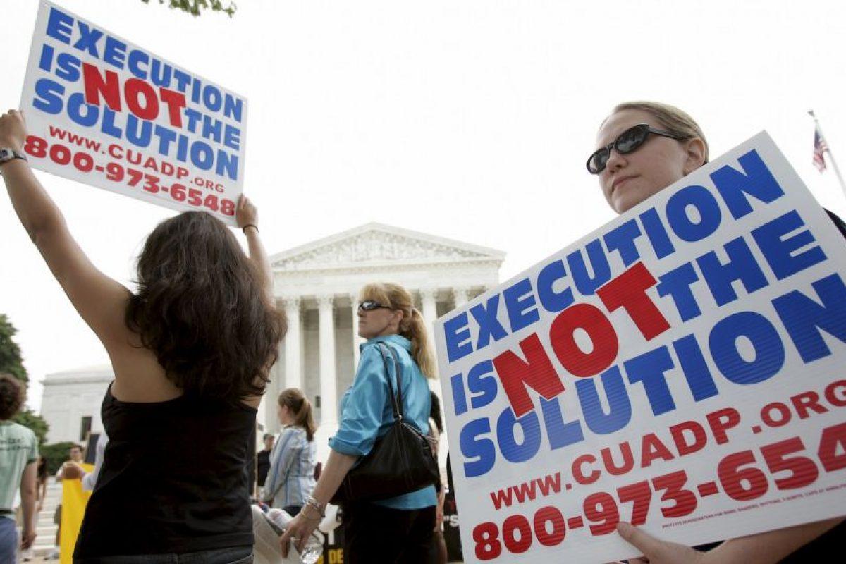 """4. """"En Irán, las ejecuciones reconocidas oficialmente ascendieron al menos a 369 en 2013Pero fuentes fidedignas informaron de al menos 335 ejecuciones más"""", señala Amnistía Internacional. Foto:Getty. Imagen Por:"""