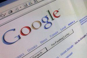 El gigante Google realmente no ha cambiado mucho en cuanto a imagen. Foto:Getty Images. Imagen Por: