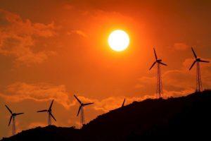 El viento es una fuente de energía renovable muy utilizada en el continente. Foto:Getty Images. Imagen Por: