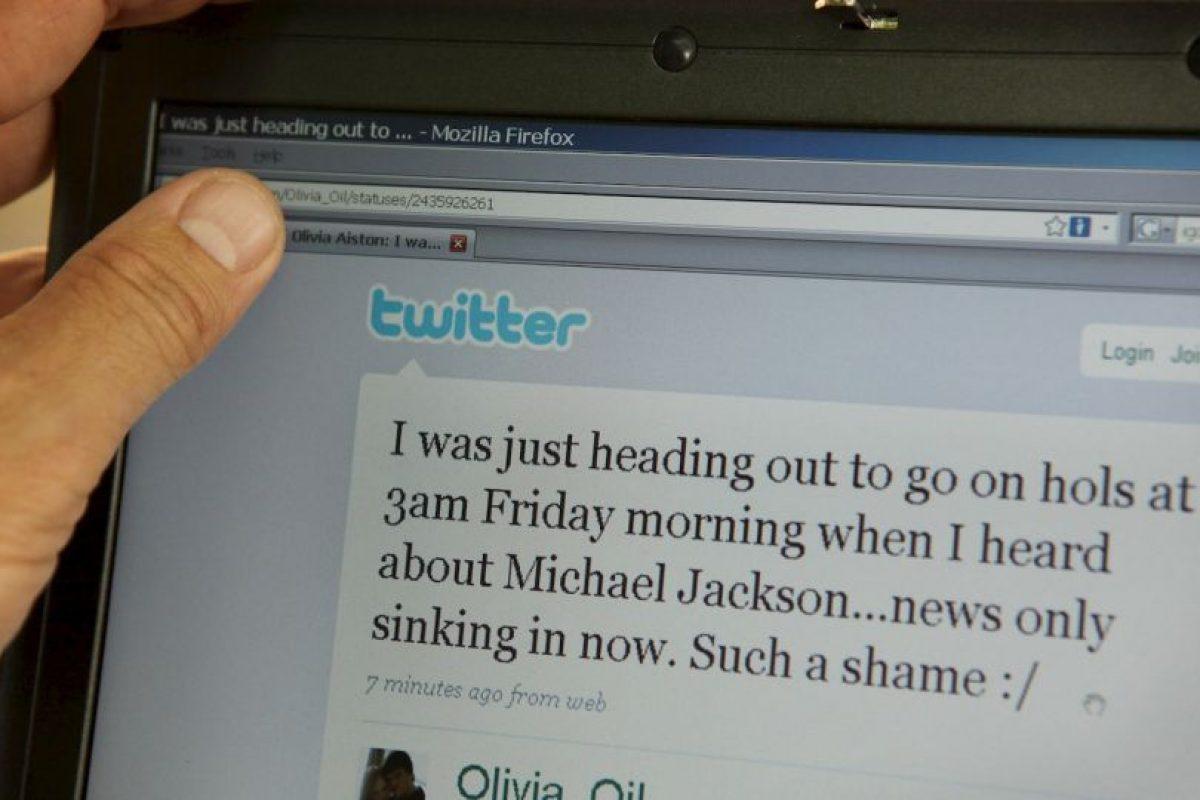 Así empezó Twitter. Foto:Getty Images. Imagen Por: