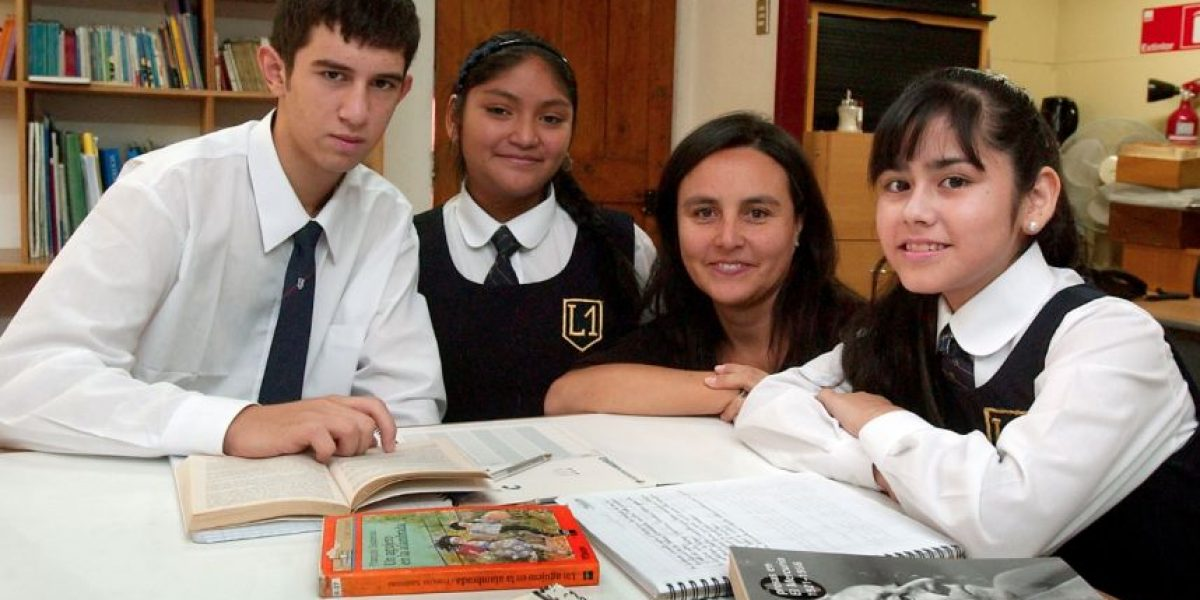 Fundación del Hogar de Cristo destaca su trabajo en reiserción escolar