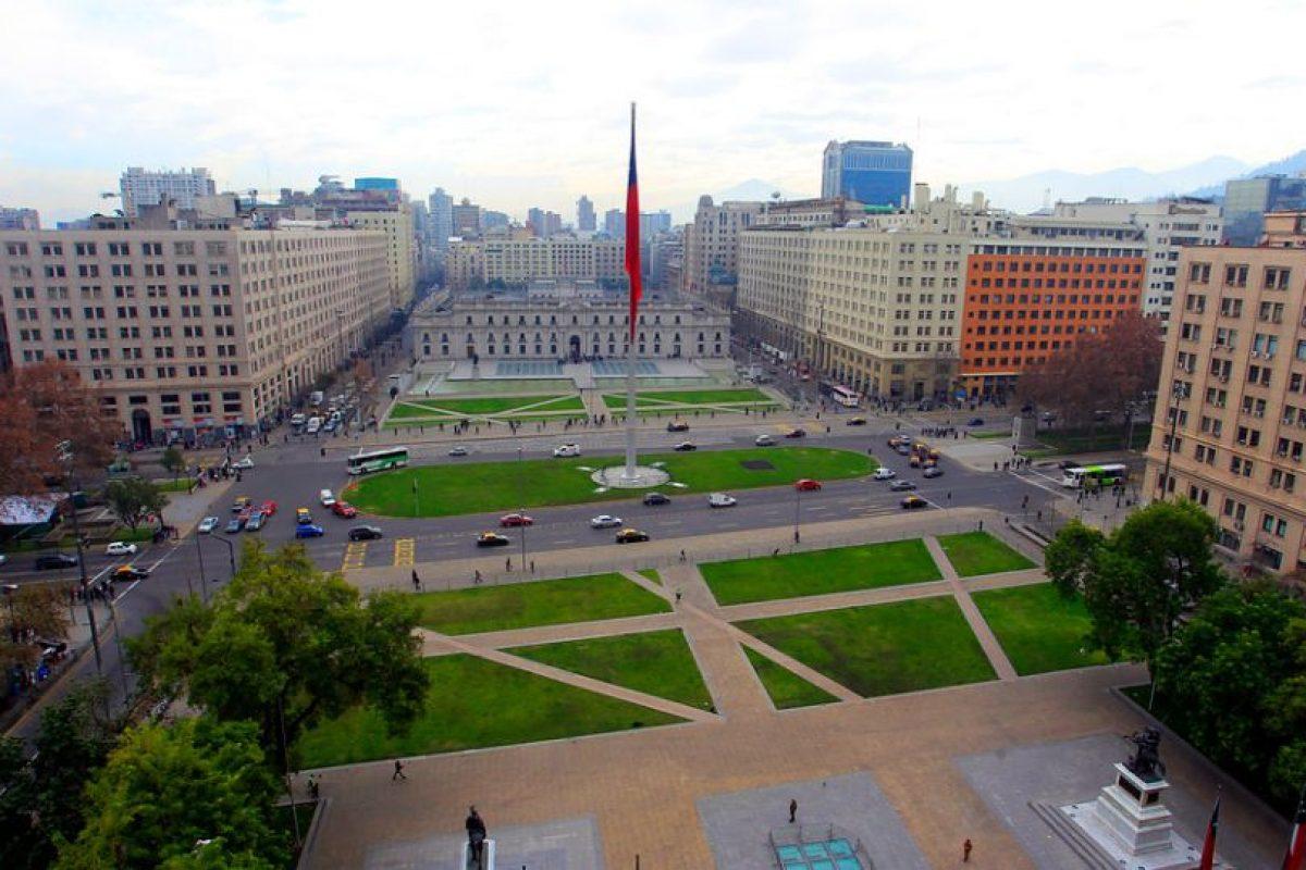 Habría sido construido por arquitectos masones Foto:Agencia Uno. Imagen Por: