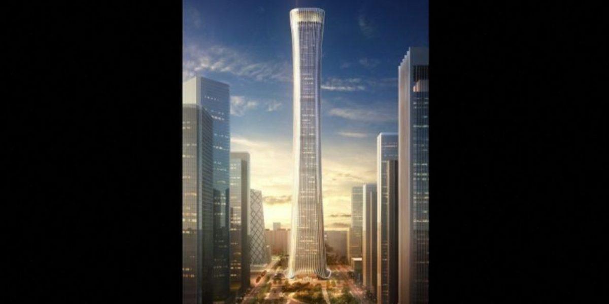 VIDEO: ¡Increíble! En China construyen un edificio de 57 pisos en solo 19 días