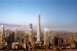 Será terminado en 2018. Foto:Kohn Pedersen – Skyscrapercenter.com. Imagen Por: