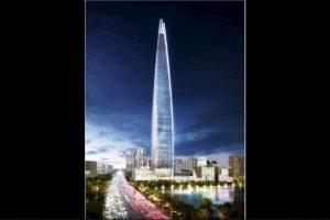 Será inaugurado en 2016 Foto:Kohn Pedersen – Skyscrapercenter.com. Imagen Por: