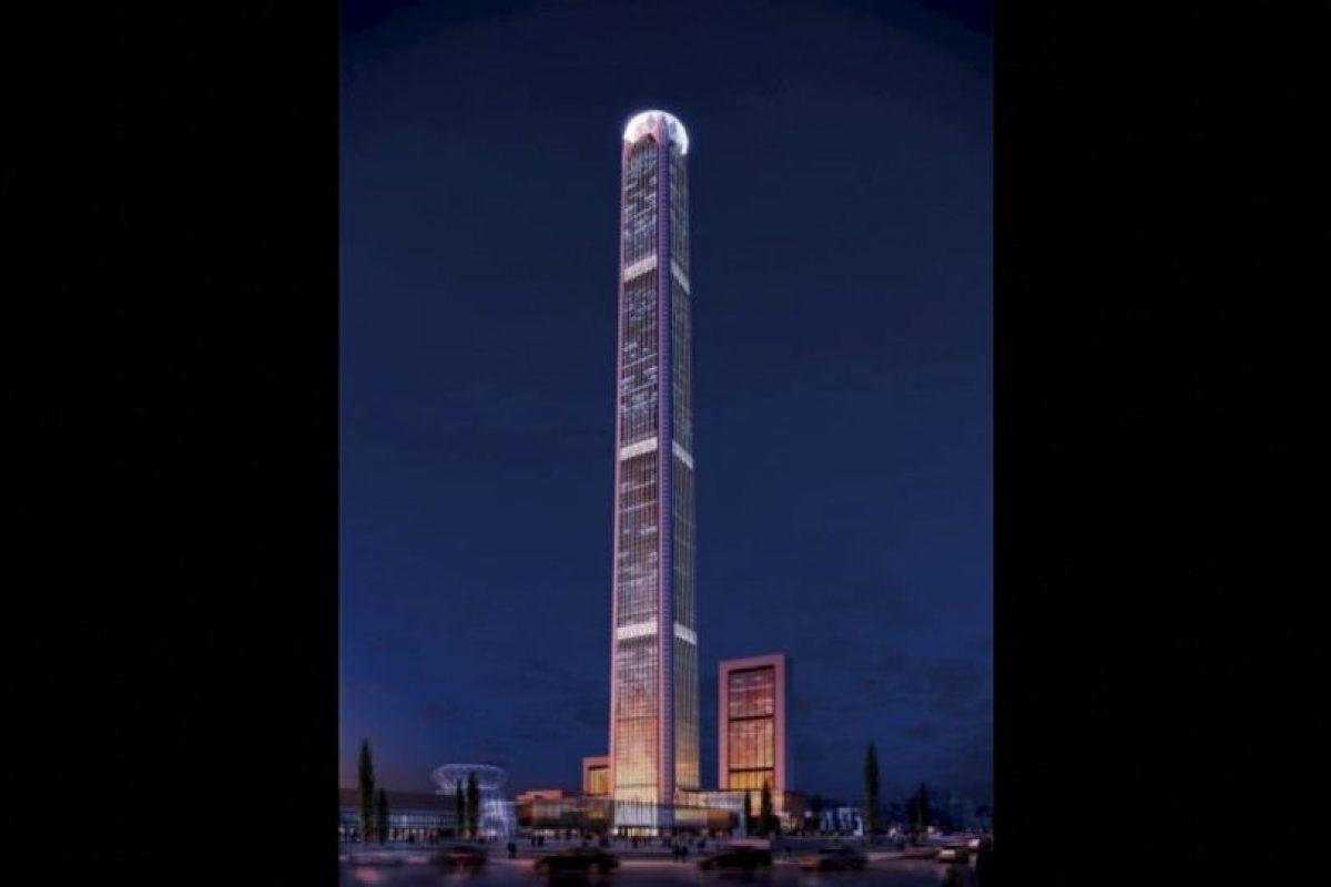 5. Goldin Finance 117 (China) – 128 pisos – 596 metros (1957 pies) Foto:Skyscrapercity.com. Imagen Por: