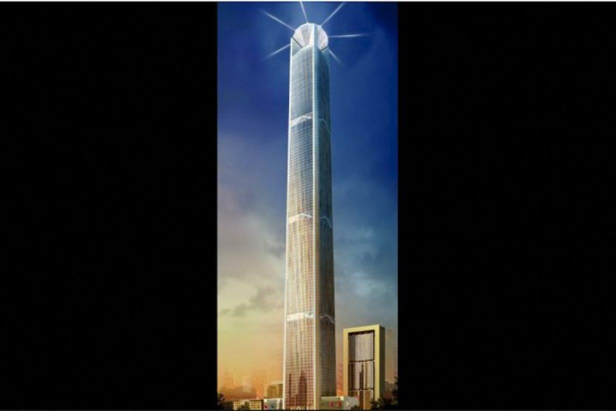 Será completado en 2016. Aproximadamente costó 820 millones de dólares Foto:Skyscrapercity.com. Imagen Por:
