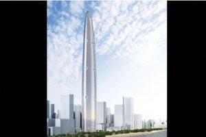 Su costo aproximado es de cuatro mil 500 millones de dólares. Tendrá características amigables con el medio ambiente Foto:Adrian Smith + Gordon Gill Architecture – Skyscrapercenter.com. Imagen Por: