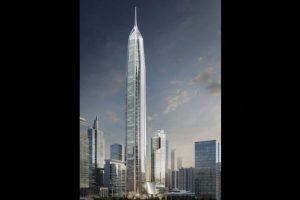 3. Ping An Finance Center (China) – 115 pisos – 659 metros (2165 pies) de altura Foto:Kohn Pedersen – Skyscrapercenter.com. Imagen Por: